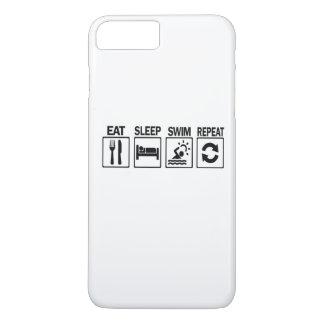 Bain Coque iPhone 8 Plus/7 Plus