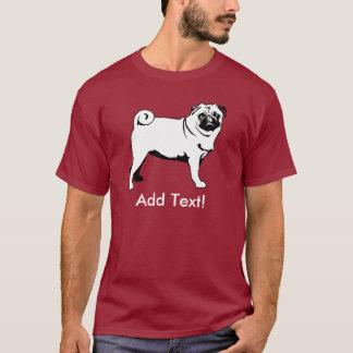 Balais de carlin t-shirt