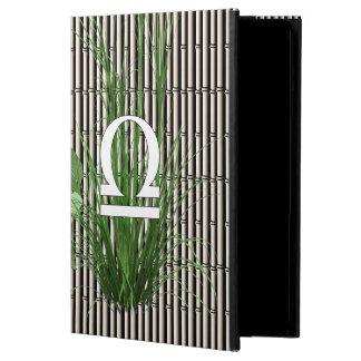 Balance de bambou et de lis