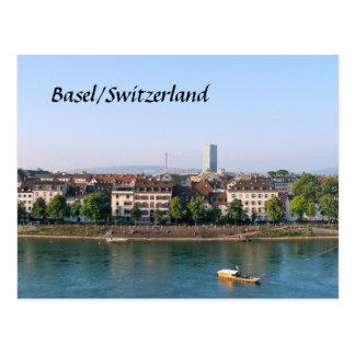 Bâle/Suisse - carte postale
