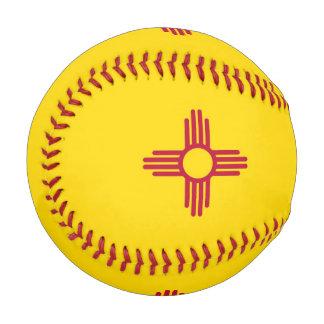 Balle De Baseball Base-ball patriotique avec le drapeau du Nouveau