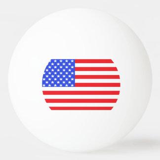 Balle De Ping Pong Boules de ping-pong bleues blanches rouges des