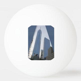 Balle De Ping Pong Tour NewYork Etats-Unis de liberté de Goodluck des