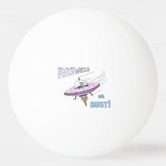 Balle Tennis De Table Boule de ping-pong de ROSWELL