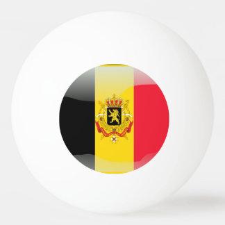Balle Tennis De Table Manteau des bras belge