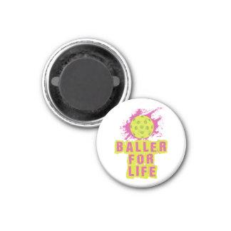 """""""Baller aimant de Pickleball pendant vie"""""""