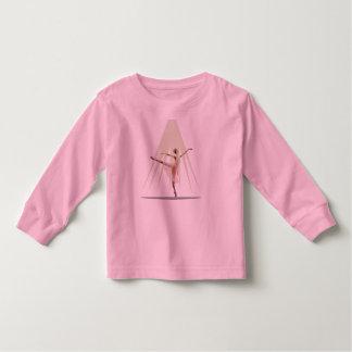 Ballerine T-shirt Pour Les Tous Petits
