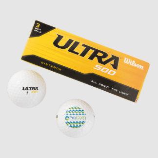 Balles De Golf Boules de golf de consultation de ProCom
