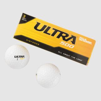 Balles De Golf Concevez vos propres boules de golf faites sur