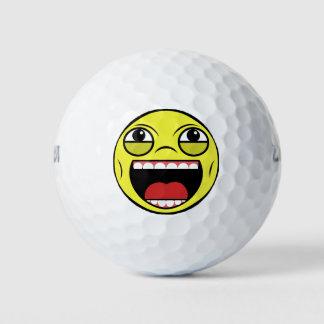 Balles De Golf Visage de LOL