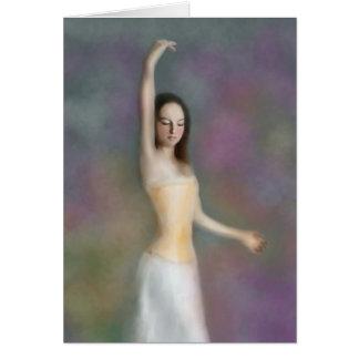 Ballet Carte De Vœux
