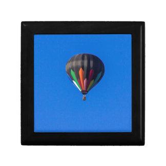 Ballon à air chaud 1 boîte à babioles
