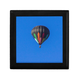 Ballon à air chaud 1 boîte à souvenirs