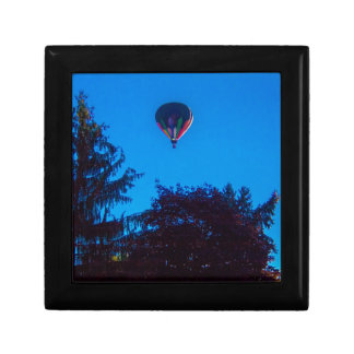Ballon à air chaud 3 boîte à souvenirs