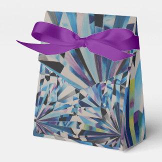 Ballotins Ballotin en verre de tente de diamant