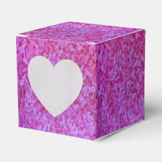 Ballotins Boîte-cadeau rose de conscience de cancer du sein