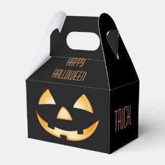 Ballotins Boîte de cadeau de Halloween - des bonbons ou un