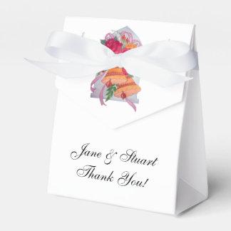 Ballotins Boîtes de faveur de Bells de mariage