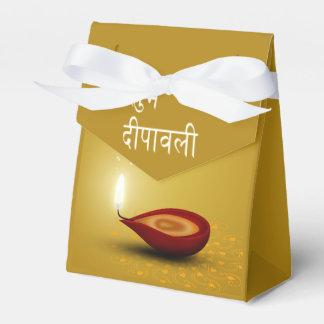 Ballotins Diwali heureux Diya - tente de ballotin