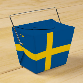 Ballotins Drapeau de la Suède