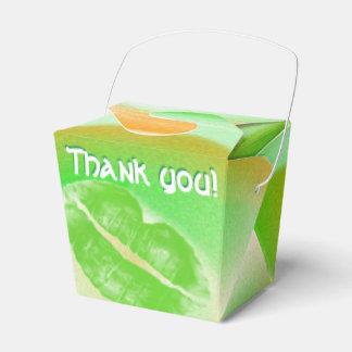 Ballotins Le Merci soustraient le blanc orange de vert