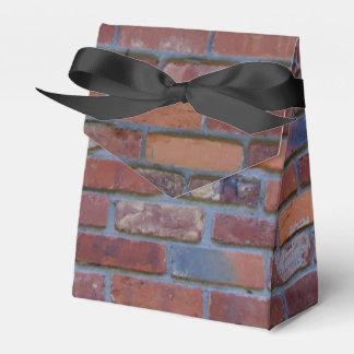 Ballotins Mur de briques - briques et mortier mélangés
