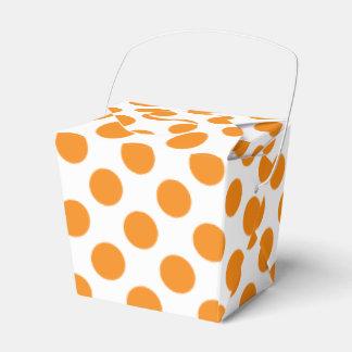 Ballotins Pois orange