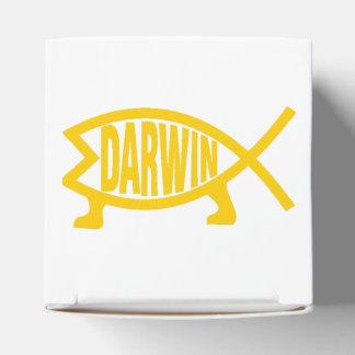 Ballotins Poissons originaux de Darwin (moutarde)