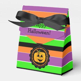 Ballotins Sac coloré heureux de faveur de Halloween