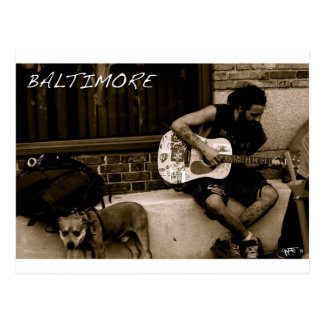 Baltimore Carte Postale