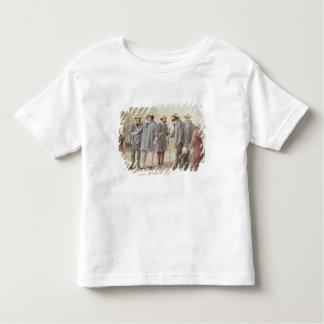 Balzac et amis tee-shirts