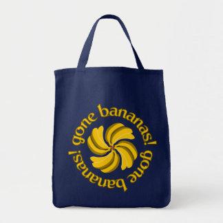 Bananes allées ! sac - choisissez le style et la