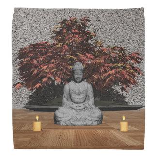 Bandana Bouddha dans une chambre - 3D rendent