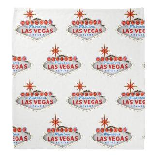 Bandana de Las Vegas - le signe bienvenu de Las
