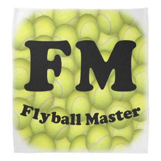 Bandana FM, maître de Flyball