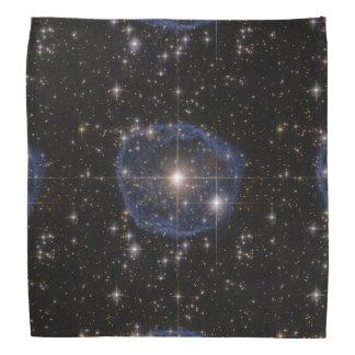Bandana La bulle bleue de Hubble