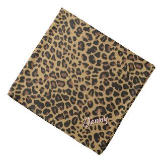 Bandana personnalisé d'impression de Jaguar