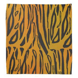 Bandana Rayures de tigre