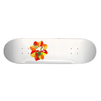 Bande animale impressionnante skateboard 20,6 cm