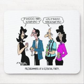 Bande dessinée 5873 d'ordinateur tapis de souris