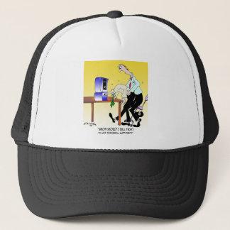 Bande dessinée 6990 d'ordinateur casquette