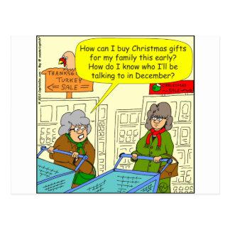 bande dessinée de cartes de Noël de l'achat x65
