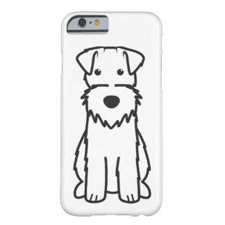 Bande dessinée de chien de Fox Terrier de fil Coque Barely There iPhone 6