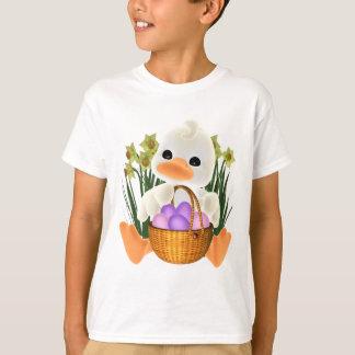 Bande dessinée mignonne Pâques mignonne avec des T-shirt