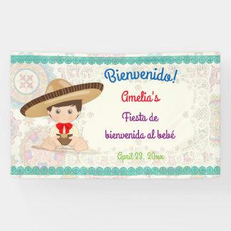 Banderoles Sombrero mexicain espagnol Niñ0 de Little Boy