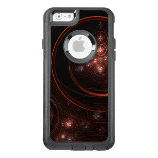 Banlieusard d'art abstrait de Starlight Coque OtterBox iPhone 6/6s