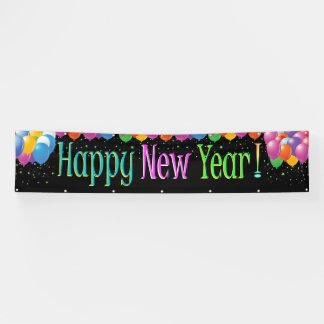 Banner 2 van het Nieuwjaar van LG Gelukkige
