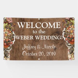 Banner van het Huwelijk van de Douane van de