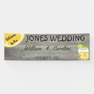 Banner van het Huwelijk van de Kruik van de