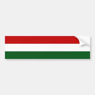 Bannière de l'Italie ou du Mexique/drapeau Autocollant De Voiture